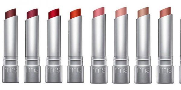 third best organic lipstick
