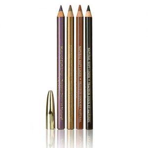 Best organic eyeliner - eccobella soft eyeliner pencils