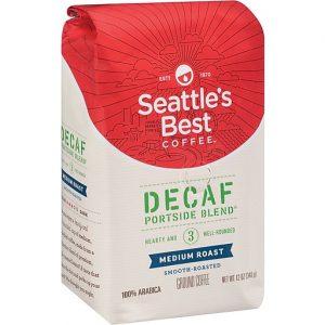 second best organid decaf coffee