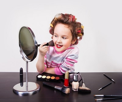 small kid makeup