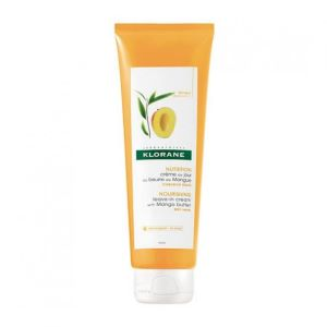 leave in conditioner klorane no rinse cream with mango butter