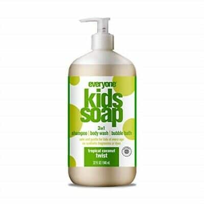 Everyone 3-in-1 Gentle and Natural Shampoo