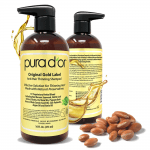 PURA D'OR Herbal Biotin Original Anti-thinning Shampoo - natural shampoo to promote hair growth