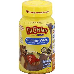 best organic vitamins for toddlers