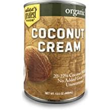 Nature's Greatest Foods, Organic Coconut Milk, Unsweetened - Organic Coconut Milk Without BPA
