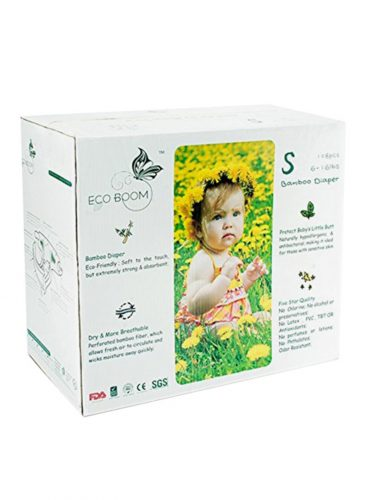 Eco Boom Bamboo Biodegradable Diapers – Best Flexible Diapers