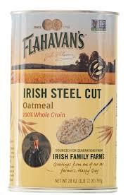 Flahavan's Irish Steel Cut Oatmeal – Best Oatmeal to Experience Natural Taste of Oats