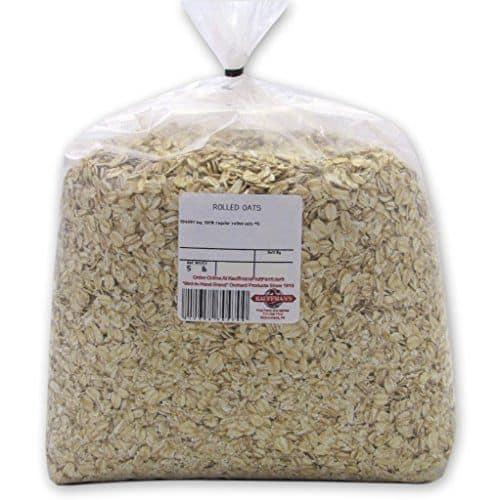 Kauffman's Fruit Farm Bulk Non-GMO Organic Rolled Oats – Best Rolled Oats for Home Baking