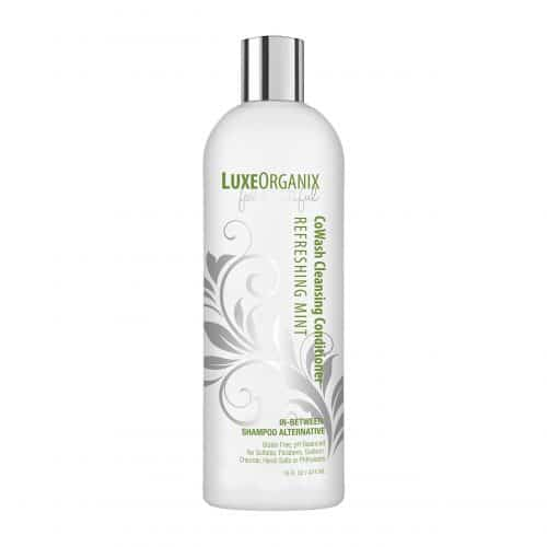 LuxeOrganix Organic Tea Tree Shampoo and Conditioner – Best Organic Shampoo for Rough Hair