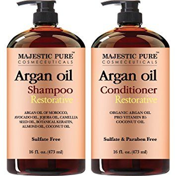 Majestic Pure Shampoo and Conditioner – Best Clarifying Shampoo and Conditioner