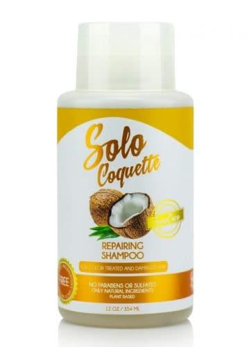 SoloCoquette Repairing Shampoo – Best Shampoo for Damaged Hair