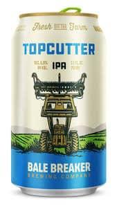 Bale Breaker Brewing Top Cutter IPA