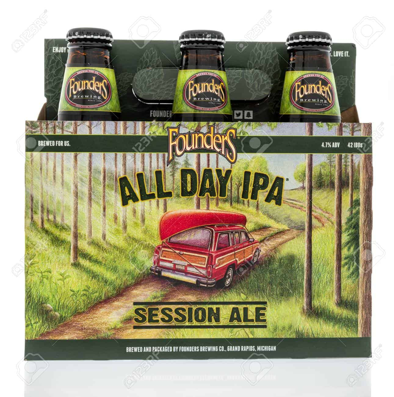 Founders Al Day IPA