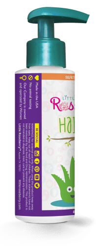 Little Roseberry Hair Gel for Kids