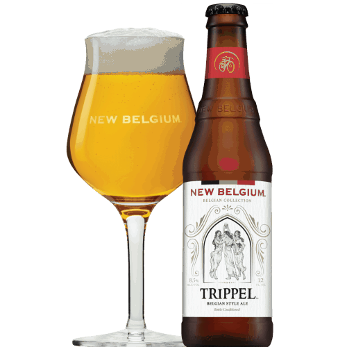 New Belgium Brewing Trippel