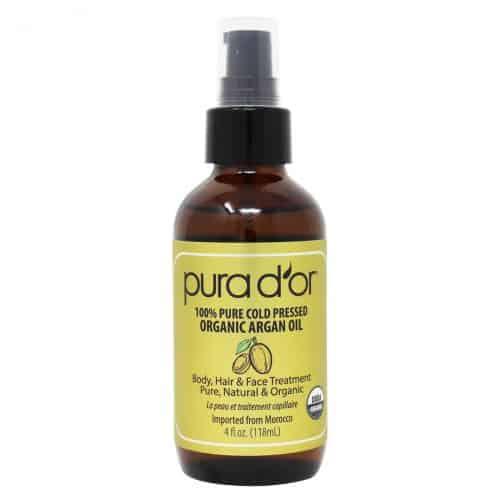 PURA D'OR Organic Argan Oil