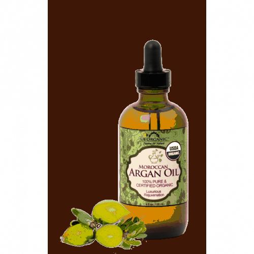 US Organic USDA Certified Moroccan Argan Oil – Best Anti-Aging Oil