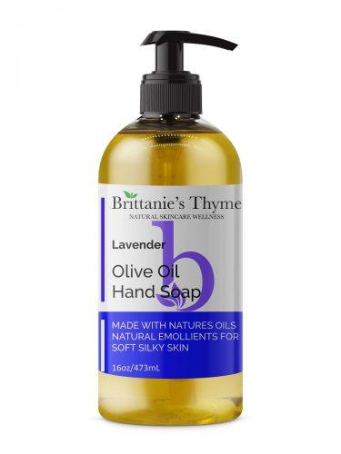 Brittanie's Thyme Organic Hand Soap