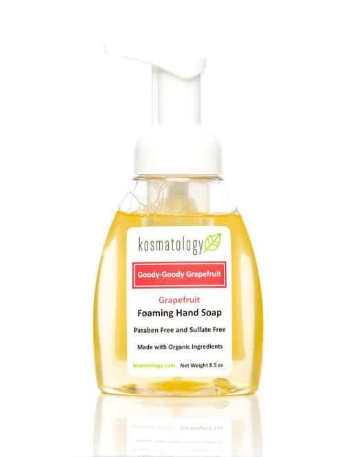Kosmatology Goody-Goody Organic Foaming Soap