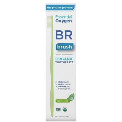 Essential Oxygen Certified Organic Toothpaste