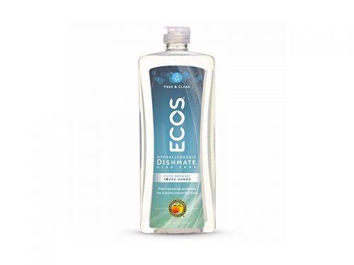 ECOS Earth-Friendly Dishmate Dish Liquid