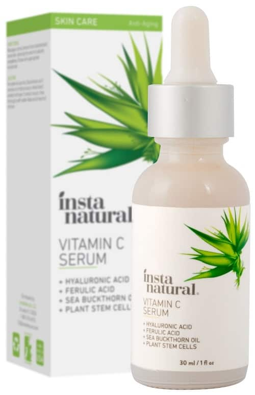 InstaNatural Face Serum