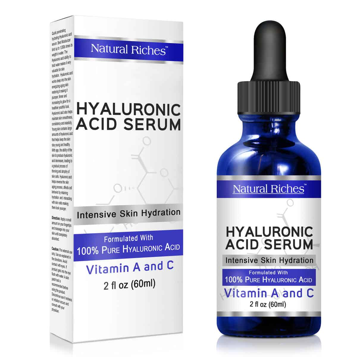 Natural Riches Hyaluronic Acid Serum
