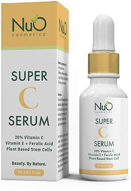 NuOrganic Super C Serum