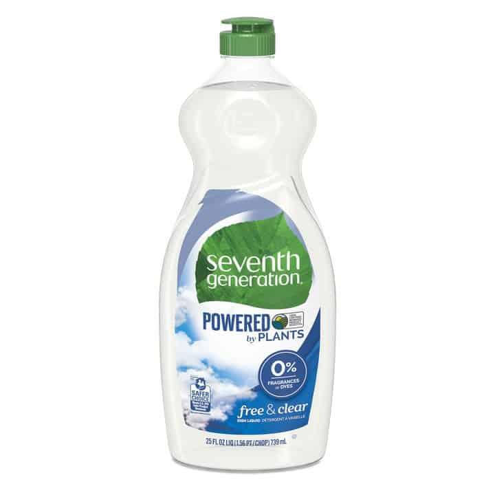 Seventh Generation Liquid Organic Dish Soap