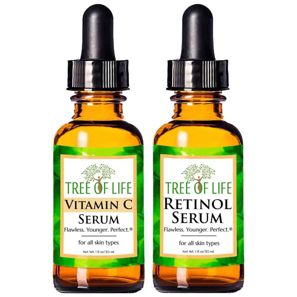 Tree of Life Vitamin C and Retinol Serum