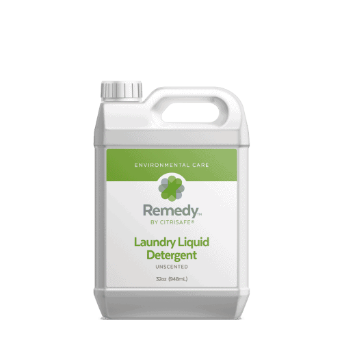 CitriSafe Remedy Organic Laundry Detergent