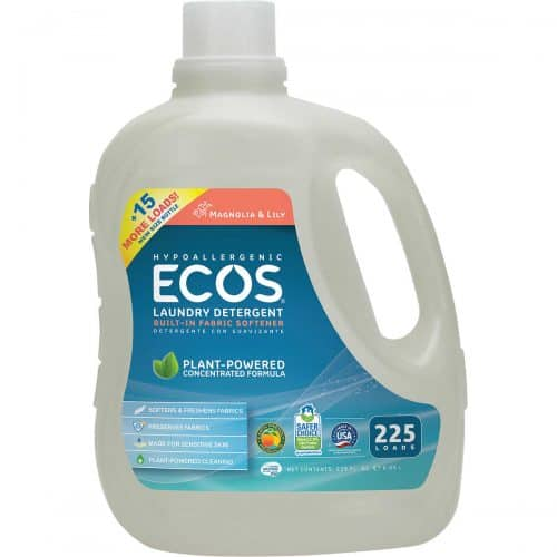 ECOS Earth Friendly Laundry Detergent