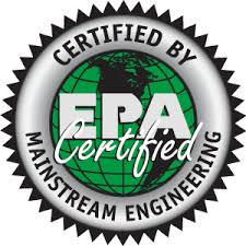 EPA certifications