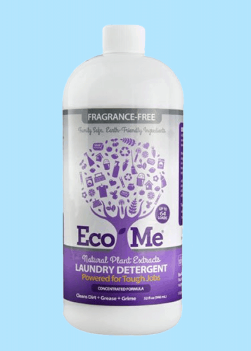 EcoMe Plant-Based Concentrated Laundry Detergent