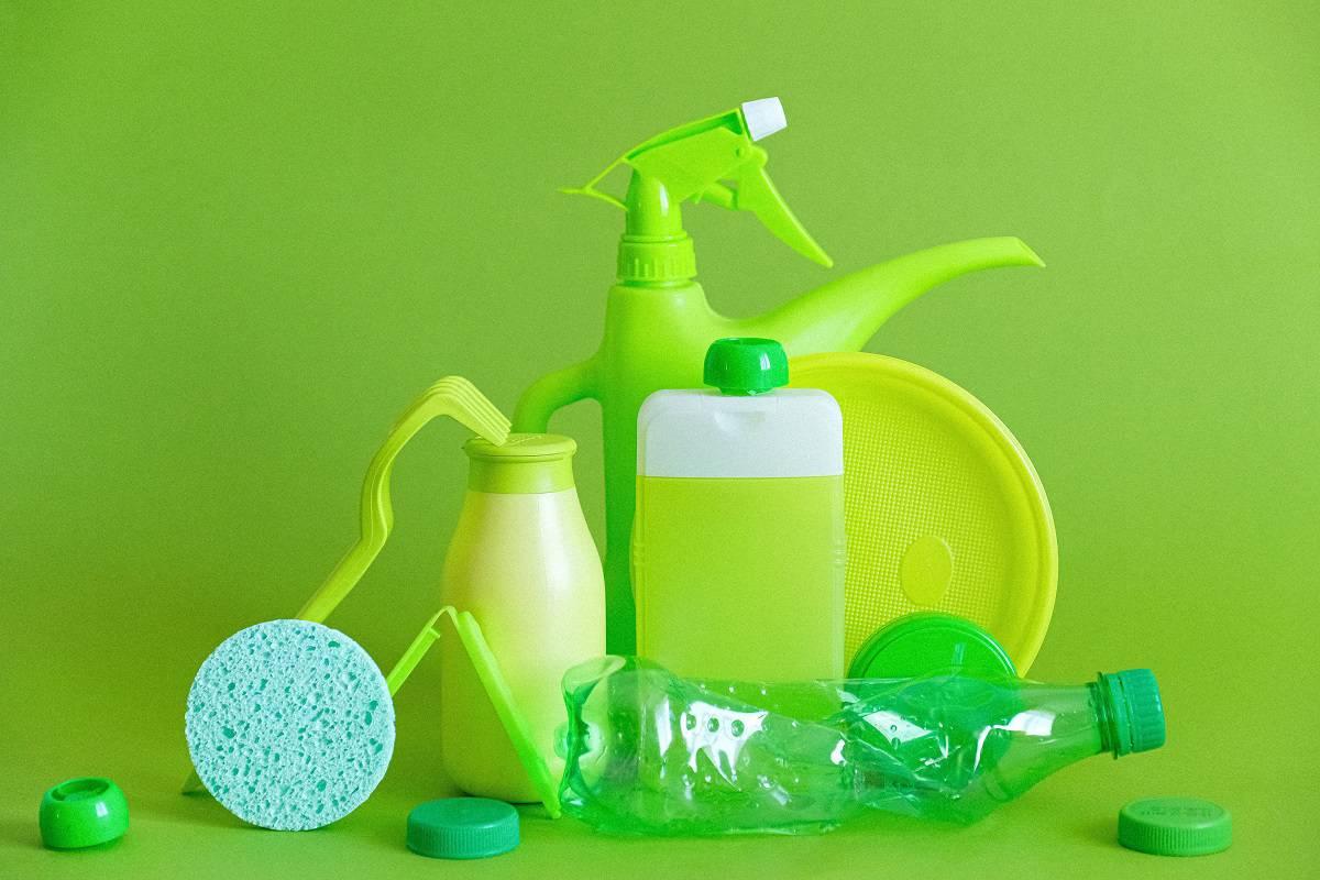 features in organic detergent
